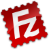 72x72px size png icon of FileZilla Client