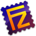 72x72px size png icon of FileZilla Server