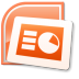 72x72px size png icon of PowerPoint