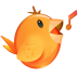72x72px size png icon of Songbird