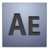 72x72px size png icon of Adobe After Effects CS 4