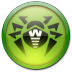 72x72px size png icon of DrWeb