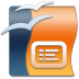 72x72px size png icon of OpenOffice Impress