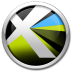 72x72px size png icon of QuarkXPress 8