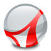 72x72px size png icon of Adobe Acrobat Reader