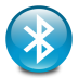 72x72px size png icon of Bluetooth