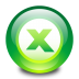 72x72px size png icon of Microsoft Excel