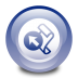 72x72px size png icon of Microsoft Frontpage