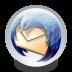 72x72px size png icon of Mozilla Thunderbird