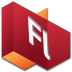 72x72px size png icon of Flash 1