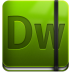 72x72px size png icon of Dreamweaver