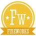 72x72px size png icon of a fireworks