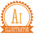 72x72px size png icon of b illustrator