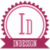 72x72px size png icon of b indesign