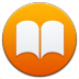 72x72px size png icon of Apple Books