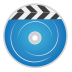 72x72px size png icon of iDVD
