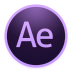 72x72px size png icon of Adobe AfterEffects