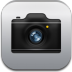 72x72px size png icon of ios7 camera