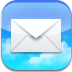 72x72px size png icon of ios7 mail