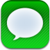 72x72px size png icon of ios7 message