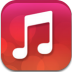 72x72px size png icon of ios7 music
