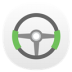 72x72px size png icon of Driving Mode