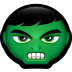 72x72px size png icon of Avengers Hulk