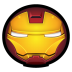 72x72px size png icon of Avengers Iron Man