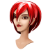 72x72px size png icon of browser girl opera