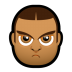 72x72px size png icon of Male Face J5