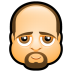 72x72px size png icon of Male Face K1