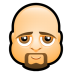 72x72px size png icon of Male Face K5