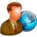 72x72px size png icon of Global Manager