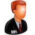 72x72px size png icon of Manager