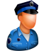 72x72px size png icon of Policeman