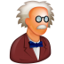 72x72px size png icon of Professor