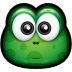 72x72px size png icon of Green Monster 10