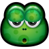 72x72px size png icon of Green Monster 18