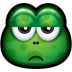 72x72px size png icon of Green Monster 21