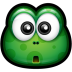 72x72px size png icon of Green Monster 6