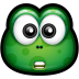 72x72px size png icon of Green Monster 7