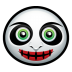 72x72px size png icon of clown 2