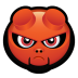 72x72px size png icon of devil 2