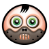 72x72px size png icon of mask 4
