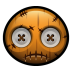 72x72px size png icon of voodoo doll