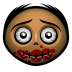 72x72px size png icon of zombie 2