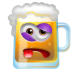 72x72px size png icon of Beer Beaten