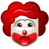 72x72px size png icon of Clown Impish