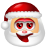 72x72px size png icon of Santa Claus Adore