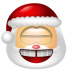 72x72px size png icon of Santa Claus Laugh